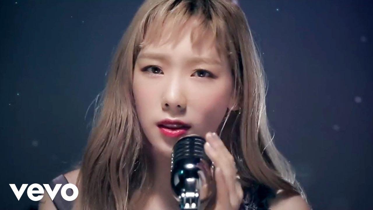Arti Terjemahan Lirik Lagu Taeyeon - Into the Unknown