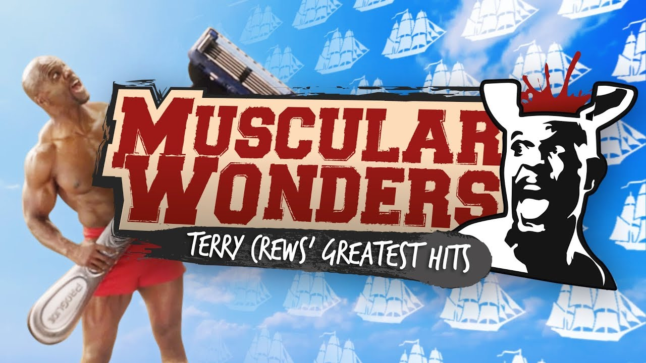 Muscular Wonders - Terry Crews' Greatest Hits