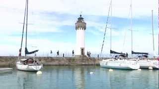 Le petit phare de Port Haliguen - TV Quiberon 24/7