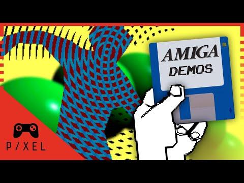 Iconic AMIGA Demos