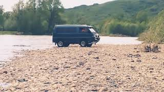 Отдых на реке...