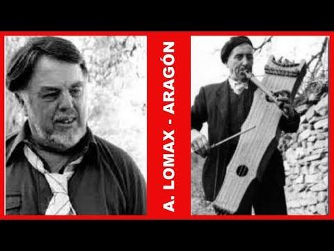 Alan Lomax  ARAGÓN Full album