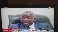 CDH SAVINGS & LOANS DOES NOT OWE CAPITAL BANK!