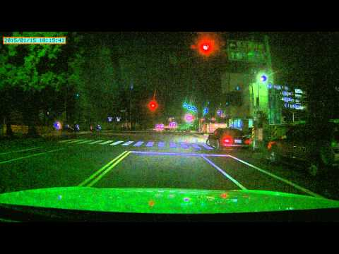 The VN33NB Low Light Dash Cam 5 Megapixel