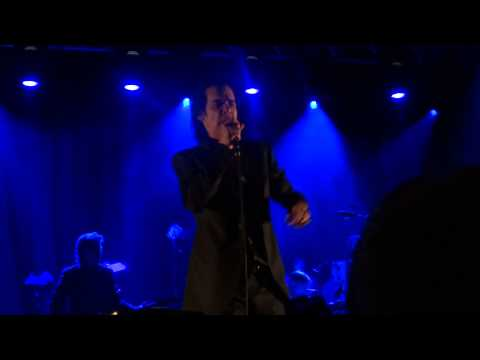 Nick Cave & The Bad Seeds - Jubilee street - Live in Paris, Trianon, 11/02/2013