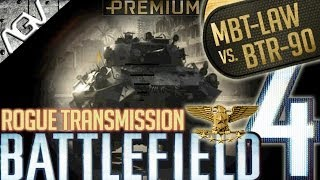 MBT-LAW vs. BTR-90  ●  Battlefield 4 █ GER/ENG