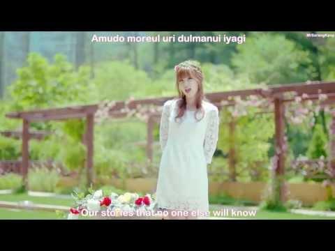 [English Subs & Romanization] A Pink (에이핑크) - Secret Garden MV [HD]