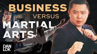 How Does Martial Arts Relate To Business