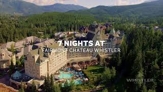 Adventure Differently in Whistler: Your Chance to Win