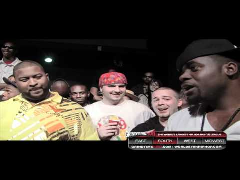 Grind Time Now presents: Ness Lee vs Sir Locksley ($600 Battle)