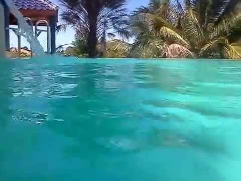 Piscine a d bordement nouvelle cal donie youtube for Piscine a debordement