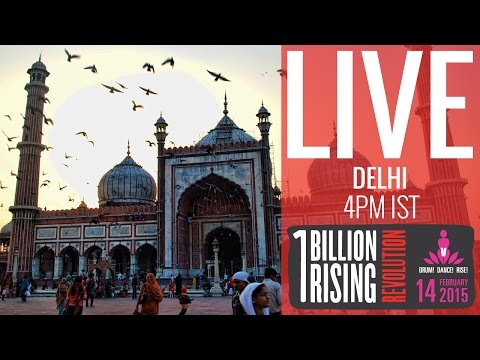 One Billion Rising Revolution: Delhi