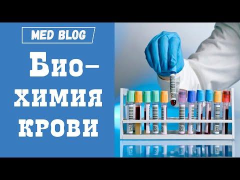 Биохимический анализ крови | Расшифровка результатов | В норме и при заболеваниях | БАК