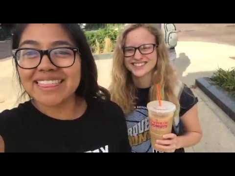 The First Day of Fall at MU with Jenny | Marquette University