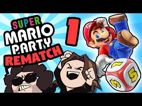 Super Mario Party - The REMATCH: We