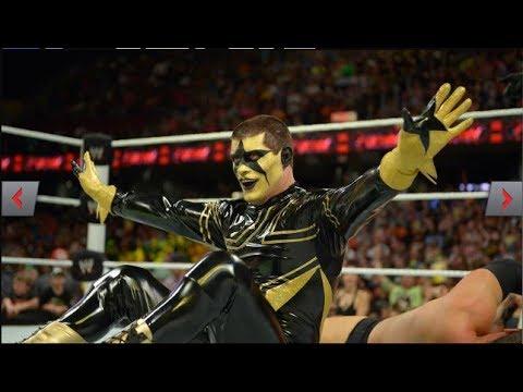 WWE Stardust Entrance Theme 2014 (Custom)