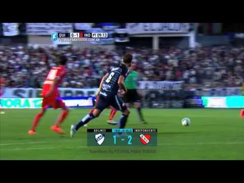 Todos los goles de la Fecha 3. Primera División 2015. FPT.