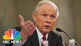 Attorney General Jeff Sessions Testifies Before Senate Intelligence Committee (Full) | NBC News Free HD Video