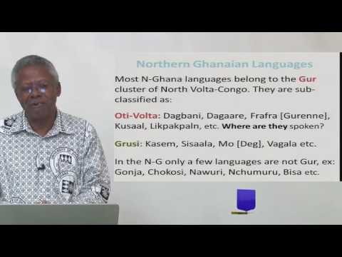 UGRC 229: :SESSION 5 CULTURE AND DEVELOPMENT  - The Language Issue in Africa