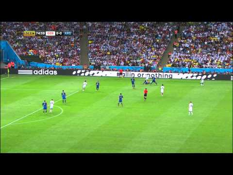 Brazil World Cup Final 2014 - Germany vs Argentina - 2nd Hal