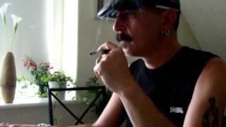 Holder Dildo cigarette