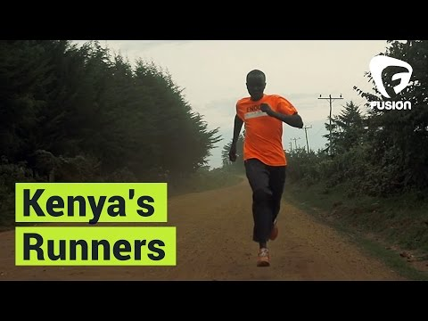 Is One African Tribe Producing the World's Best Runners?