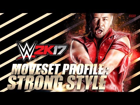 WWE 2K17 Tips: Mastering the Strong Style Moveset!