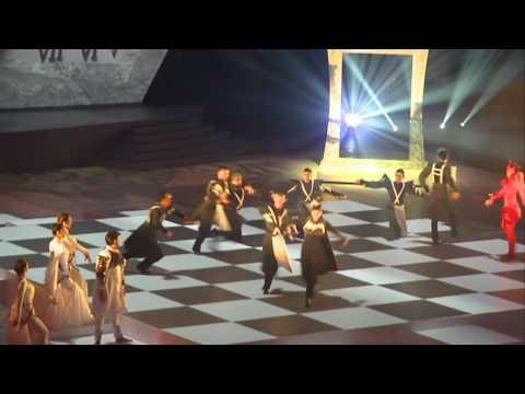 Baku Chess Olympiad Opening Ceremony