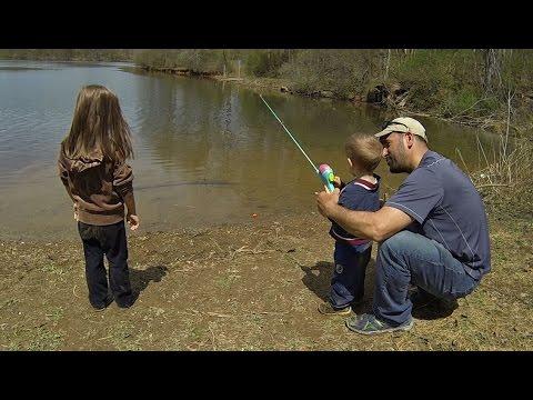 KIDS FISHING - A FEW TIPS & TRICKS!