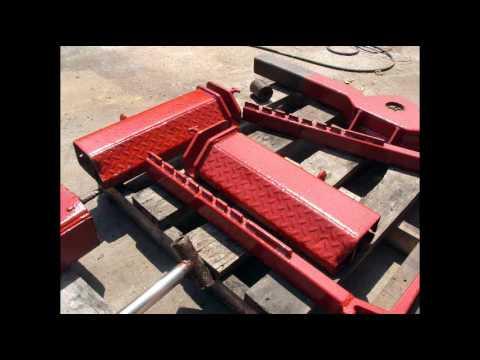 Century Independent Wheel Lift Tow Truck Wrecker Rollback