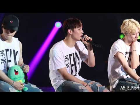 [Fancam] 160618 GOT7 - I Love You (爱很简单) (All Focus)