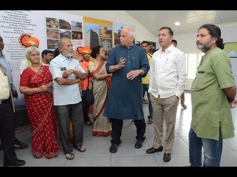 Heritage Photography Exhibition : INTACH Aurangabad chapter : MIT Aurangabad Heritage Half Marathon