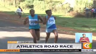 Rabies awareness race in Nandi County