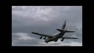 RNZAF Ohakea Antonov AN-124-100 Giant Dec6 2011.wmv