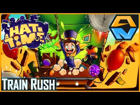 """A HAT IN TIME Let's Play 