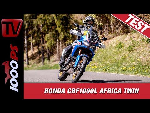 Reiseenduro Vergleichstest 2019 | Honda CRF1000L Africa Twin im Vergleich - Test und Empfehlungen