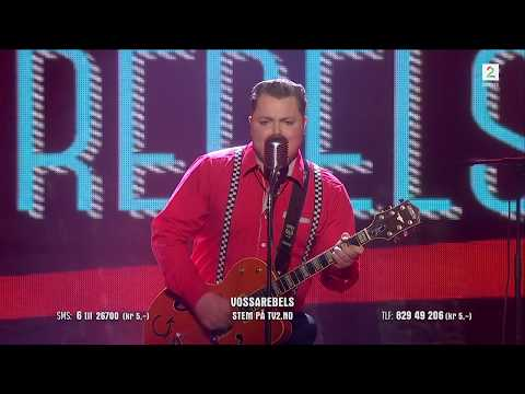 Vossarebels med Backstreet Girls-cover (Norske talenter 2018)