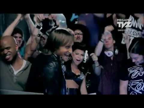 Megamix TVZ - DJ David Guetta