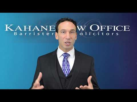 Why it's Important to get a Separation Agreement by Kahane Law Office