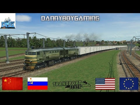 Transport Fever The Mods EP  81 A New Soviet Union