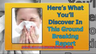 home remedies for sinus infection - how to get rid of a sinus infection