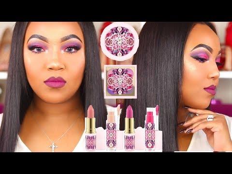 MAC x PatrickStarrr Spring Collection   Spring Makeup Tutorial 2018   Review and tutorial