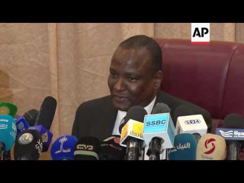 Sth Sudan VP meets Sudan president in Khartoum