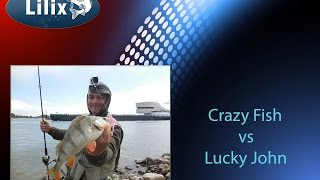 Crazy Fish vs Lucky John