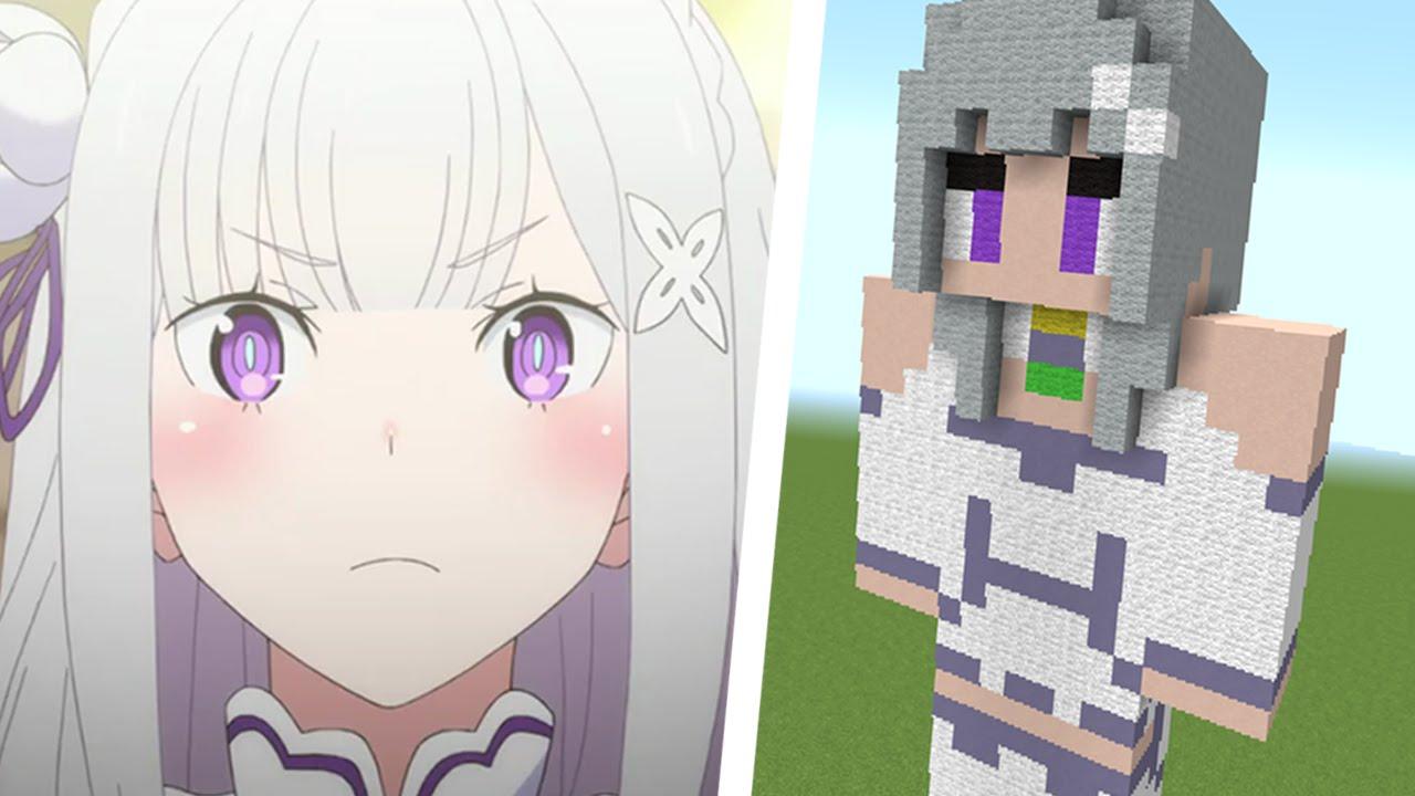 Minecraft Skin Zero Two - Gambleh x