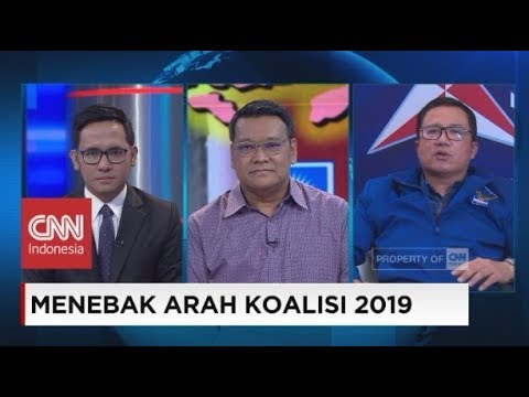 PDIP : Kalau Demokrat Ragu, PAN dan PKB Tidak akan Menunggu Koalisi Usung Jokowi