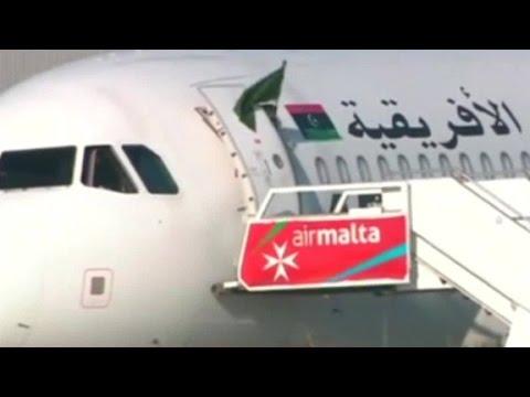 Hijacking in Malta: How it unfolded