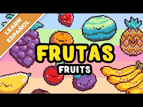 Learn Spanish | FRUITS (Frutas) | Bibitsku Songs