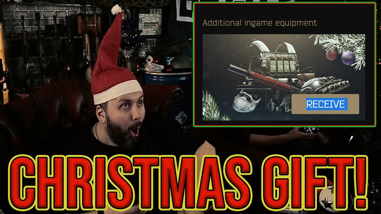 Christmas Gift Is Back Escape From Tarkov Tarkov News Youtube