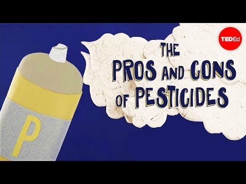 Do We Really Need Pesticides? - Fernan Pérez-Gálvez